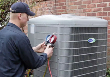 air conditioning service home